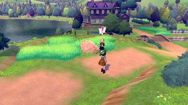 宝可梦剑盾图片