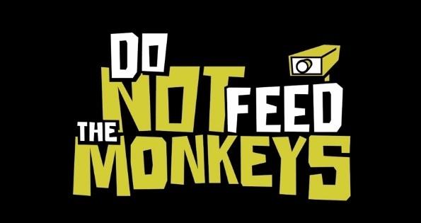 不要喂食猴子游��D片3
