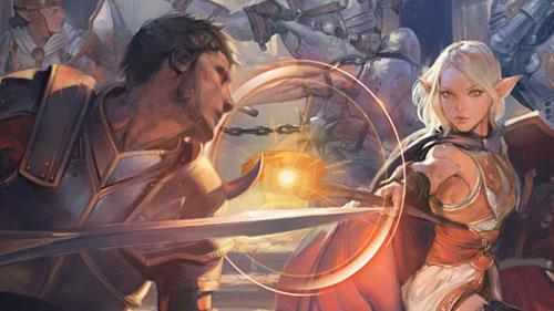 《剑斗士X》游戏截图
