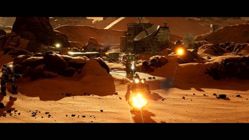《机甲战士5:雇佣兵》游戏截图4