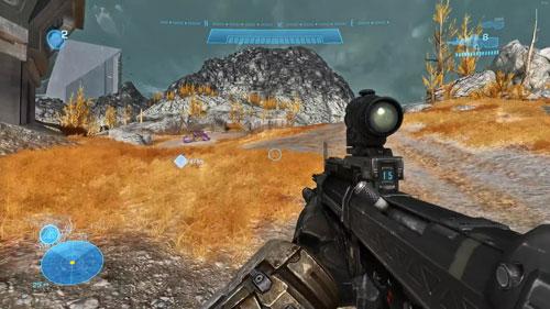 《光环:致远星》游戏截图5