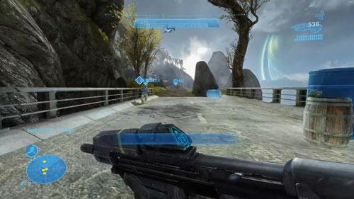 《光环:致远星》游戏截图6