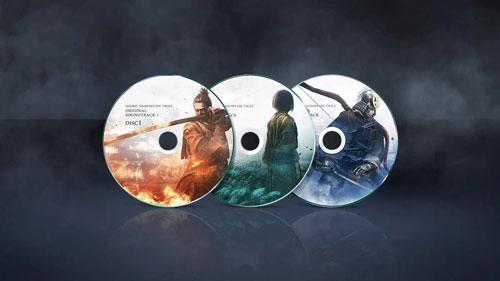 《只狼:影逝二度》原声碟以及小册子截图3