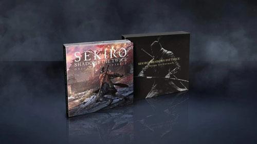 《只狼:影逝二度》原声碟以及小册子截图2