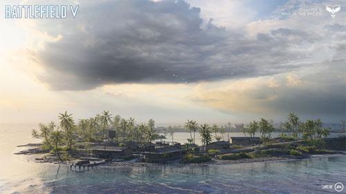 《战地5》威克岛截图1