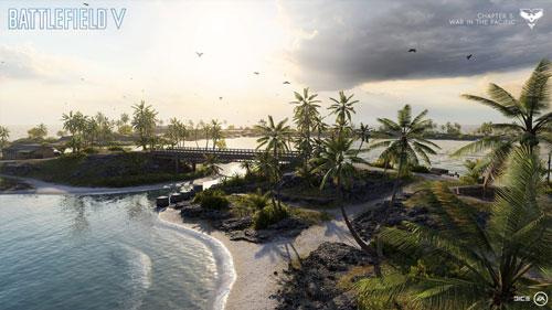 《战地5》威克岛截图2