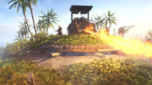 《战地5》威克岛预告视频截图2