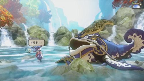 《天穂的长命草姬》游戏截图7