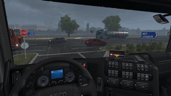 欧洲卡车模拟2游戏截图