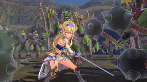 《子弹少女:幻想》游戏截图2