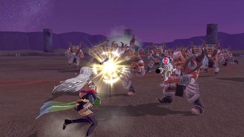 《子弹少女:幻想》游戏截图5