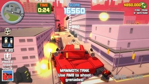 犯罪射击截图2