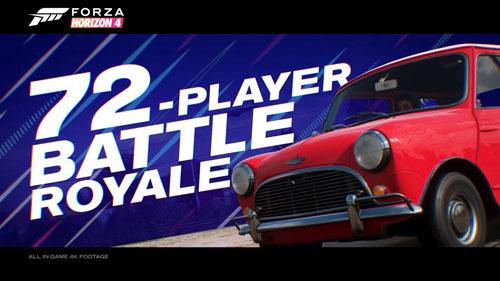《极限竞速:地平线4》游戏截图3