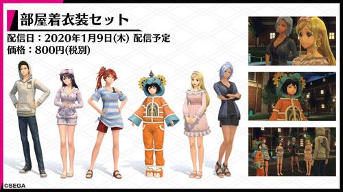 《新樱花大战》服装DLC截图4
