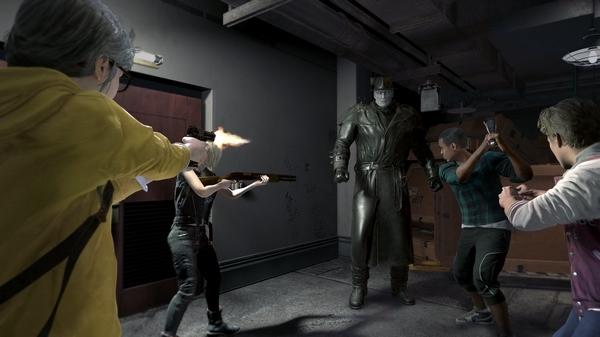 生化危机3重制版游戏截图2