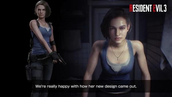 生化危机3重制版游戏截图1