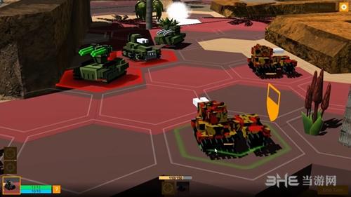 Armorgeddon截图1