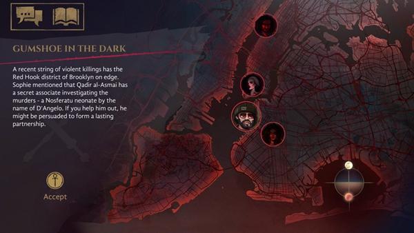 吸血鬼:纽约同僚截图3