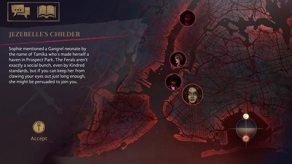 吸血鬼:纽约同僚截图5