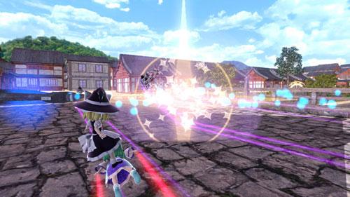 《幻走空中竞速》游戏截图3