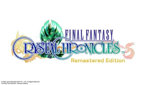 《最终幻想:水晶编年史》游戏截图