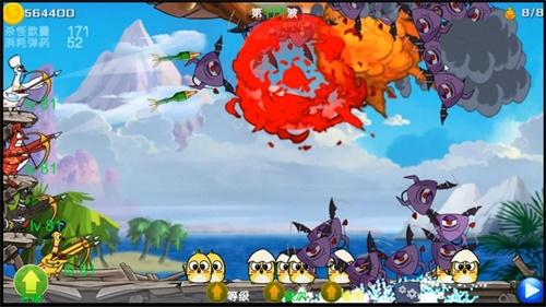疯狂战斗鸡截图4