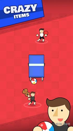 无限乒乓球截图0