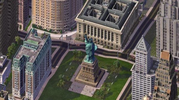 模拟城市4:新世界截图0