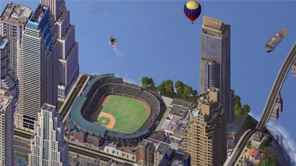 模拟城市4:新世界截图1