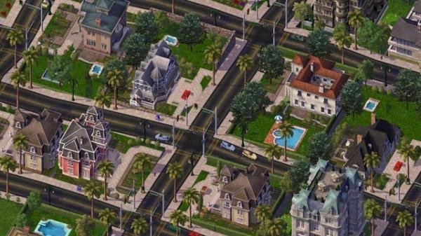 模拟城市4:新世界截图2