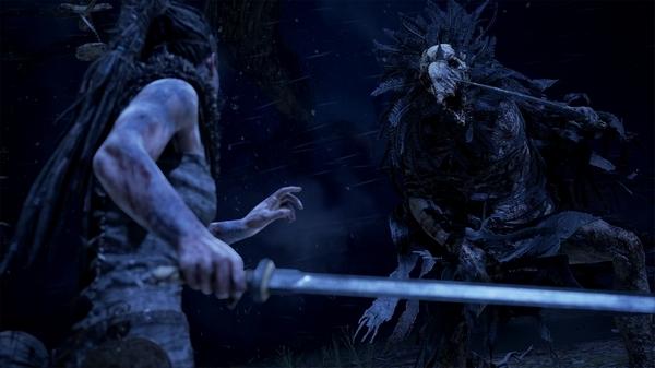 地狱之刃塞娜的献祭图片