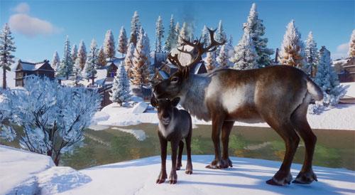 《动物园之星》游戏截图6