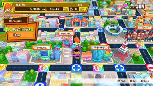 《亿万富翁之路》游戏截图4