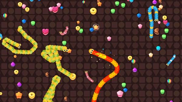 糖果蛇大师截图2