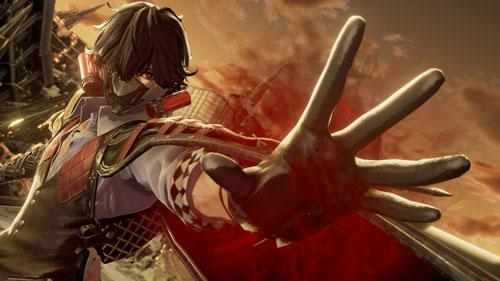 《噬血代码》游戏截图