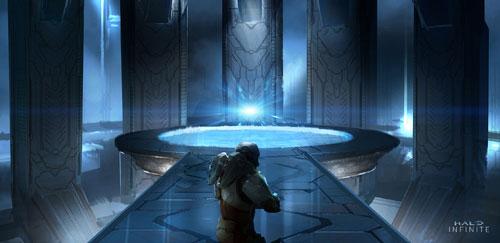 《光环:无限》游戏截图1