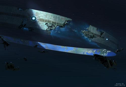 《光环:无限》游戏截图2