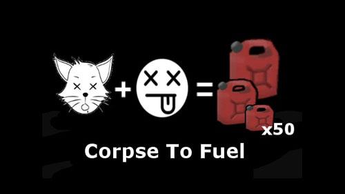 边缘世界尸体可变为燃料MOD截图0