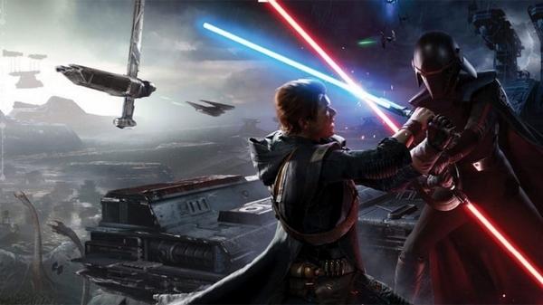 星球大战绝地陨落的武士团游戏图片