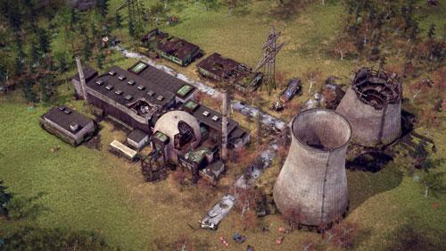 《末日地带:隔离的世界》游戏截图