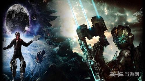 死亡空间3游戏宣传图