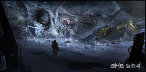 死亡空间3游戏宣传图1