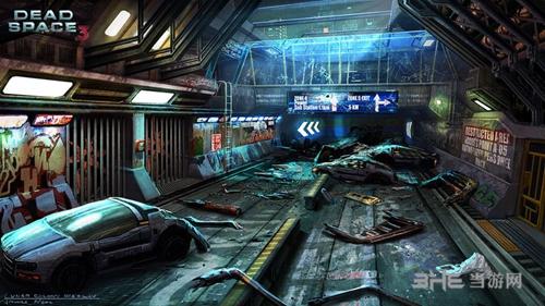 死亡空间3游戏宣传图3