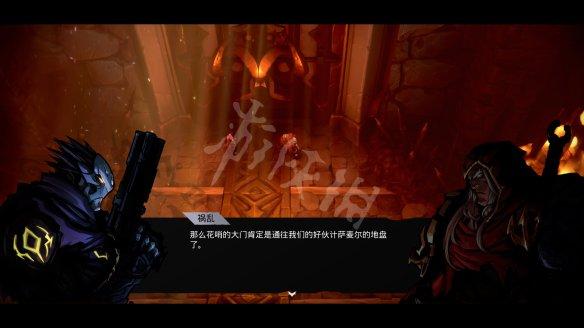 暗黑血统创世纪游戏截图