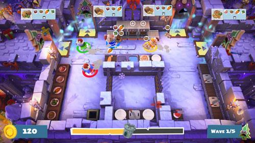《胡闹厨房2》新地图