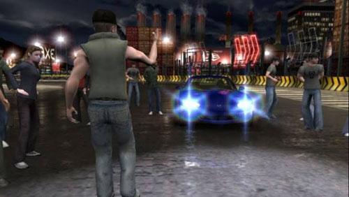 极品飞车7地下狂飚游戏截图