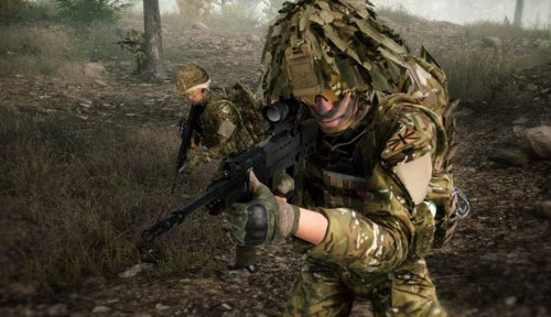 战术小队游戏截图