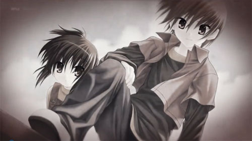 《Little Busters!》游戏截图1