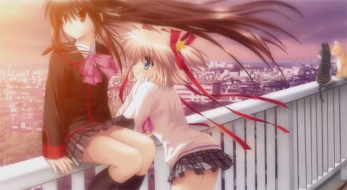 《Little Busters!》游戏截图7