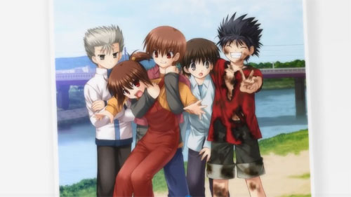 《Little Busters!》游戏截图6